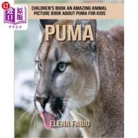 【中商海外直订】Children's Book: An Amazing Animal Picture Book abo