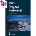 【中商海外直订】Ecosystem Management: Selected Readings