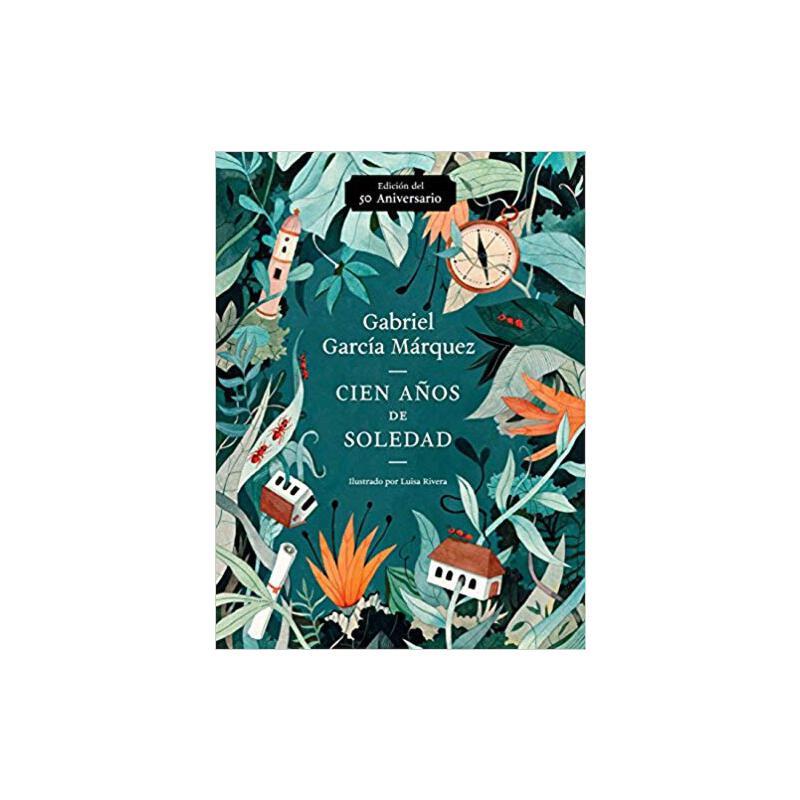【预订】Cien Anos de Soledad (50 Aniversario) 9780525562443 西班牙语 美国库房发货,通常付款后3-5周到货!