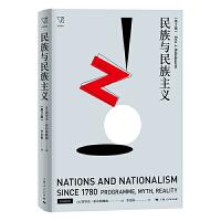 民族与民族主义 第2版 思想剧场埃里克霍布斯鲍姆著民族主义在欧洲近两百年历史中的表现及其内涵演变研究书籍上海人民出版社