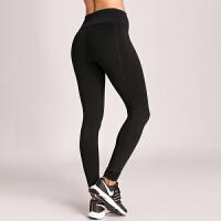 运动裤薄款瑜伽裤女高腰弹力紧身提臀长裤速干显瘦健身打底裤跑步