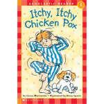 【旧书二手书9成新】Itchy, Itchy Chicken Pox (Hello Reader!, Grace Ma