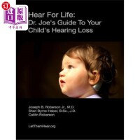 【中商海外直订】Hear for Life: Dr. Joe's Guide to Your Child's Hear