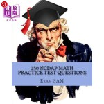 【中商海外直订】250 Ncdap Math Practice Test Questions: Study Guide