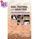 【中商海外直订】Soil Testing and Analysis: Plant, Water and Pestici