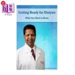 【中商海外直订】Getting Ready for Dialysis: What you need to know