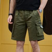 Jeep/吉普官方正品休闲短裤P212MWP101