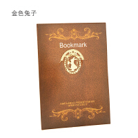 卡片复古精致镂空 空白金属书签 欧式古典中国风精美礼物文具D