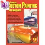 【中商海外直订】Advanced Custom Painting Techniques
