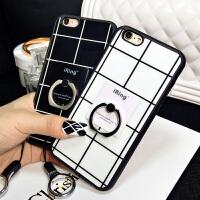 iPhone6s手机壳 i8苹果7/6plus保护套子5s简约硅胶软外壳个性创意