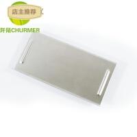304不锈钢手机置物架厕所卫生间墙上托盘浴室洗手间墙壁放手机用SN3446 银灰色