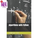 【中商海外直订】Algorithms with Python