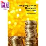【中商海外直订】Disrupting Human Resources Talent Rules