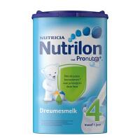 【当当海外购 】荷兰Nutrilon诺优能牛栏奶粉 婴幼儿宝宝进口奶粉 4段800g (12-24个月宝宝)日期新鲜