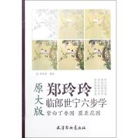 紫白丁香图 罂粟花图 郑玲玲 编绘