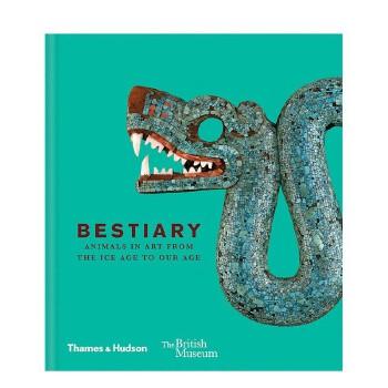 【T&H】Bestiary 动物寓言集:从冰河时代到我们这个时代的艺术中的动物 大英博物馆系列 善本图书 汇聚全球出版物,让阅读改变生活,给你无限知识