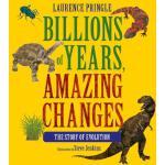 【预订】Billions of Years, Amazing Changes The Story of Evoluti