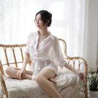 情趣睡衣性感骚文胸诱惑挑逗激情套装超骚女内衣蕾丝露乳透明床上