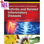 【中商海外直订】Bioactive Food as Interventions for Arthritis and R