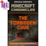 【中商海外直订】The Forbidden Cave (Minecraft Adventures - A Minecr