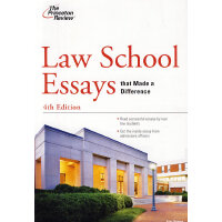Law School Essays That Made a Difference, 4th Edition 法学院入学