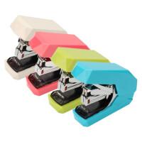 订书机92818商务订书机 订书器 颜色随机 一指订10号