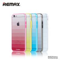 [礼品卡]Remax iPhone6手机壳 苹果6S软硅胶套 多彩透明保护套壳4.7 包邮 Remax/睿量