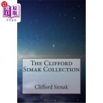 【中商海外直订】The Clifford Simak Collection