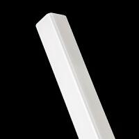 亚克力透明护墙角免打孔 墙边墙角保护条防撞条护角条 阳角装饰条