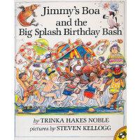 Jimmy's Boa And The Big Splash Birthday Bath 吉米的蟒蛇系列:生日舞会 I