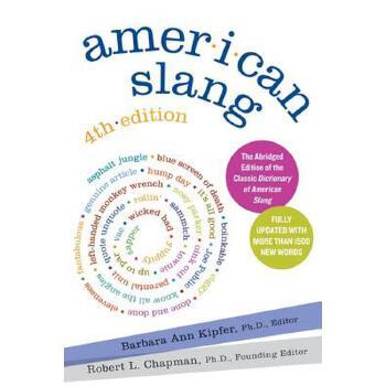 【预订】American Slang, 4th Edition 预订商品,需要1-3个月发货,非质量问题不接受退换货。