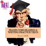 【中商海外直订】Praxis Core Reading & Writing Practice Tests: Study