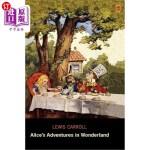 【中商海外直订】Alice's Adventures in Wonderland (Ad Classic Librar
