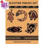 【中商海外直订】Argentine Indian Art