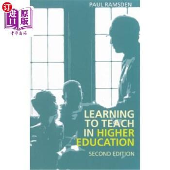 【中商海外直订】Learning to Teach in Higher Education