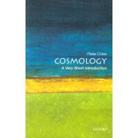 英文原版 牛津通识读本:宇宙学 Cosmology: A Very Short Introd