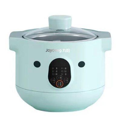 九阳(Joyoung)电炖锅煲汤煮粥神器炖盅隔水全自动小考拉陶瓷一人食D-10Z1-B