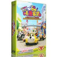 包邮正版 ��隆家族:快乐旅程1 4DVD 益智卡通动漫动画片光盘碟片