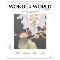 包邮全年订阅 wonder world seasonal 旅行生活杂志 意大利意大利文/英文原版 年订4期