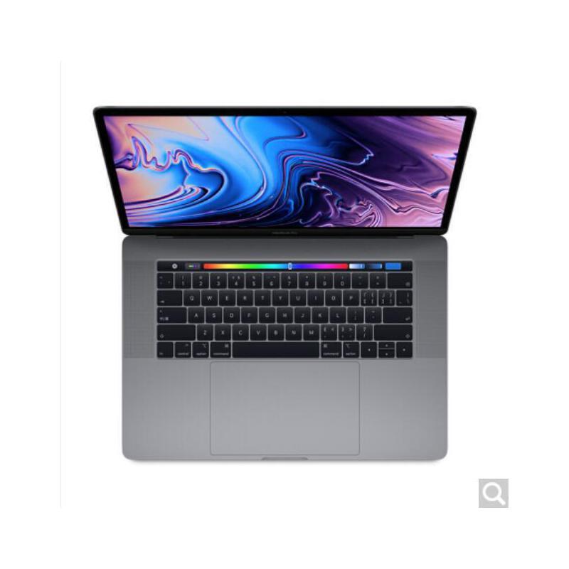 APPLE苹果 MacBook Pro15.4英寸苹果笔记本电脑商务轻薄本 17款i7-16-512G-MPTT2CH/A灰色 国行原厂三层密封 五码合一 支持官方验证
