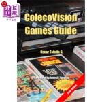 【中商海外直订】ColecoVision Games Guide (color edition)
