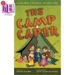 【中商海外直订】The Camp Caper: A Shubin Cousins Adventure