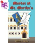 【中商海外直订】Murder at St. Martha's