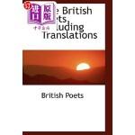 【中商海外直订】The British Poets, Including Translations