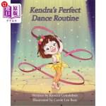 【中商海外直订】Kendra's Perfect Dance Routine
