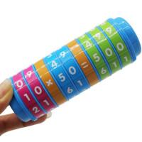 小学生益智文具 几何体/几何片/搭建几何体/口算器/正方体套装/计算盒多款可选