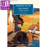 【中商原版】磨坊水槽谋杀案 英文原版 Murder in the Mill-Race: A Devon Mystery