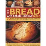 【预订】The Bread and Bread Machine Bible: 250 Recipes for Brea