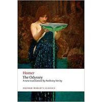 英文原版 奥德赛(牛津世界经典) The Odyssey
