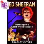 【中商海外直订】Ed Sheeran: From Rags to a World-Wide Sensation